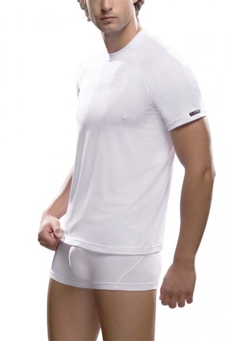 T-shirt da uomo in cotone Lycra Signore 287