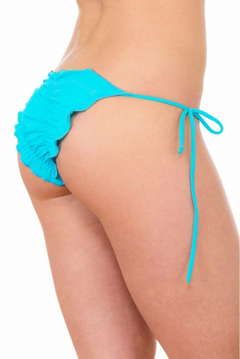 Slip bikini stile tanga brasiliano sexy riccioli 117