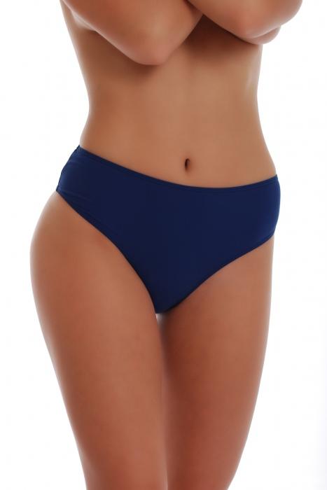 Slip bikini breve stile profondo e largo 103