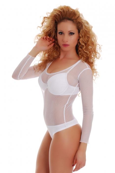 Body delle donne sulla vendita 370 bianco