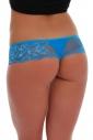 Boyshorts Thong Panties stile pizzo di cotone 072