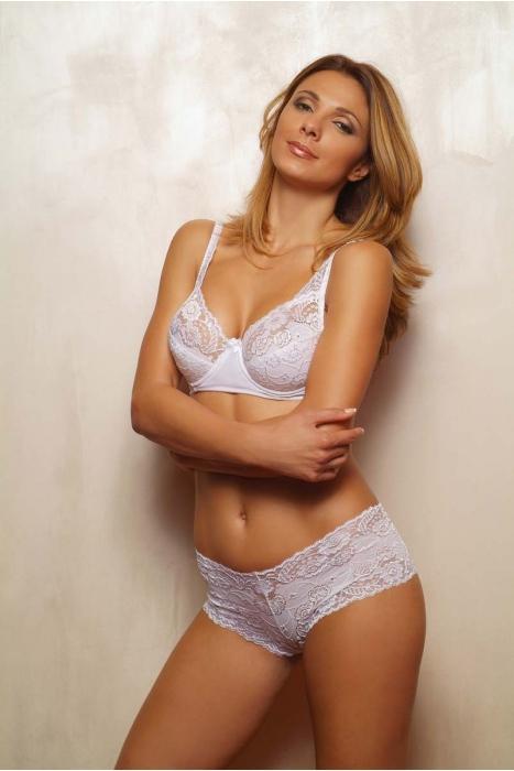 Merletto delle signore Set Bra & Panties Boyshorts 3001-020