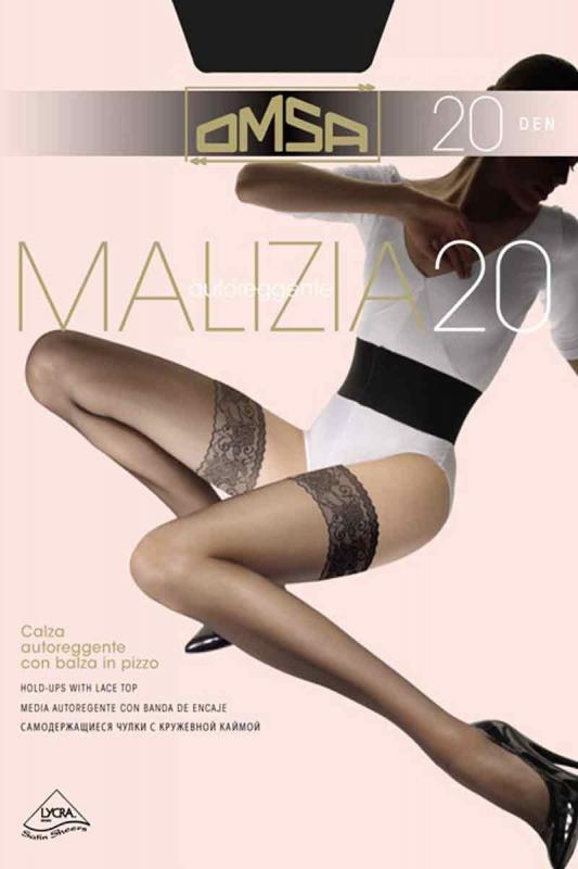 Silicone calzino Classic 20 Den Omsa 258