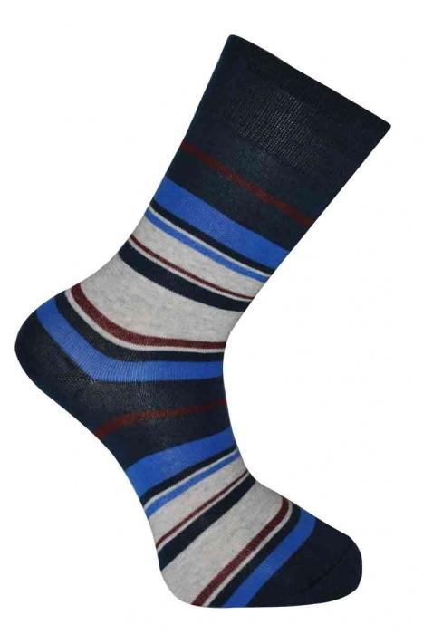 calzini classico cotone a motivi geometrici delle donne