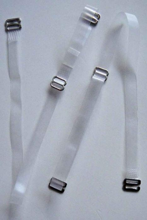 Spalline in silicone con punta in metallo per Bras
