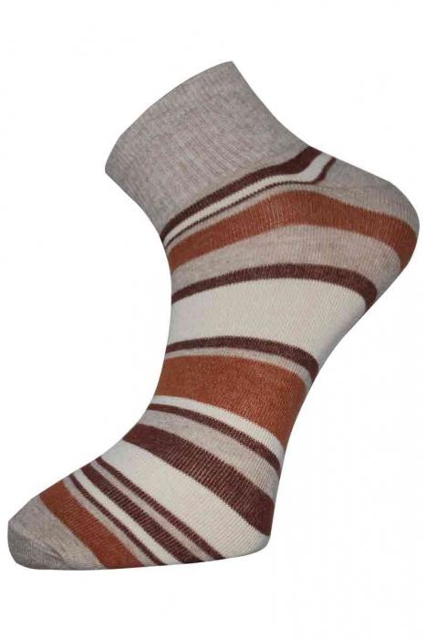 calze di cotone allenatore delle donne a righe