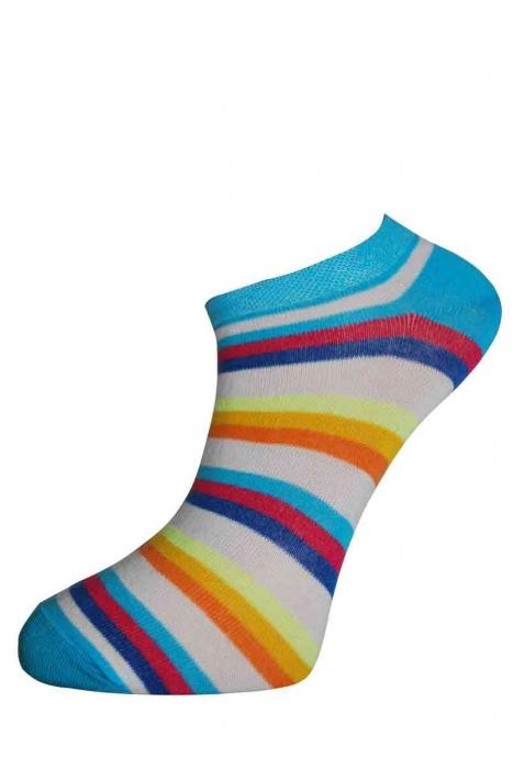 calze di cotone a bassa banda delle donne