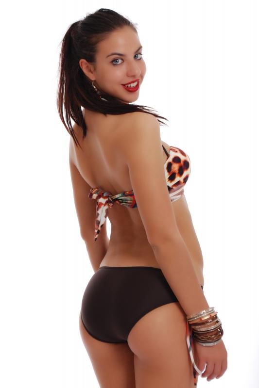 Bikini push up balconcino & Slip bikini 1735