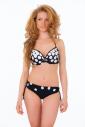 Bikini set tazza modellata dura breve stile 1192
