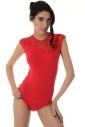 Donna senza maniche decorazione body di delicate Tull perizoma 1443