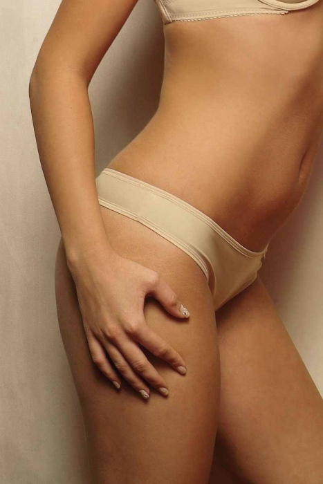 Microfibra Boyshorts Thong Panties 077