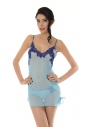 Tulle con pizzo Babydoll 882