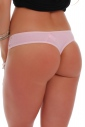 Cotton Panties Culotte Perizoma con pizzo 1407