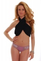 Cotton Panties Culotte Perizoma con pizzo 1407