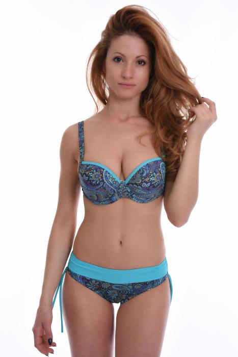tazza Bikini modellata dura e breve bikini fondi 1798