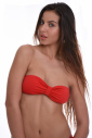 Bikini Top Bando estraibile imbottitura sagomata 700