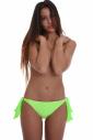 Bikini bottoms nastri di stile tanga lacci laterali 102