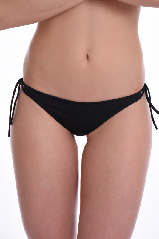 Slip bikini stile tanga lato sottile cravatta 100